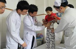 小女孩莫名尿血 警惕肾母细胞癌