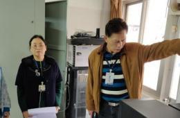 严抓医院安全生产,迎接自治区成立60周年庆