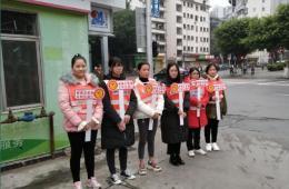 梧州市工人医院志愿者开展文明交通劝导获群众称赞