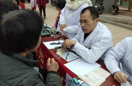 【寒冬送温暖 义诊进乡村】梧州市工人医院专家到太平镇义