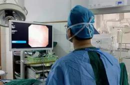 梧州市工人医院运用输尿管软镜技术成功治愈300名结石患者