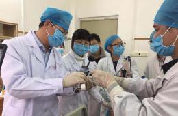 梧州市工人医院成功完成第一例纤支镜球囊扩张手术