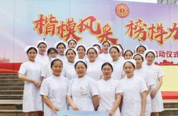 梧州市工人医院工会开展义诊活动获群众好评