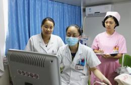 """【再迎""""新生""""】生殖医学中心第二位试管婴儿顺利诞生"""