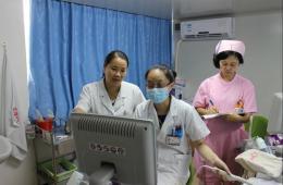 """梧州市首例""""第二代试管婴儿""""技术助孕夫妇顺利分娩"""